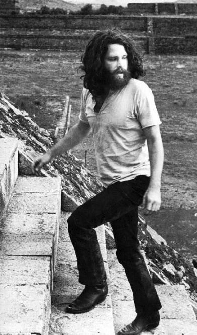Jim Morrison Mexico City